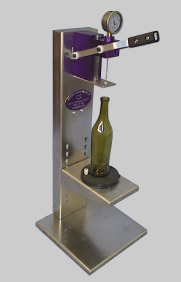 Cork Bottle Pressure Tester